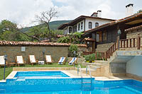 Guest house with pool Sava Kupetsa
